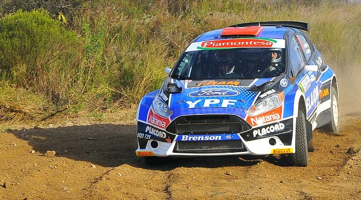 Rally Argentino: Villagra aguantó a Ligato y lidera