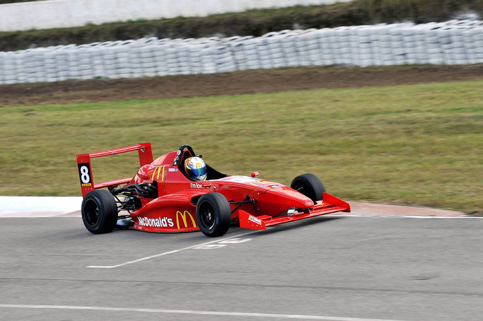 Fórmula Renault 2.0: Moggia x 2