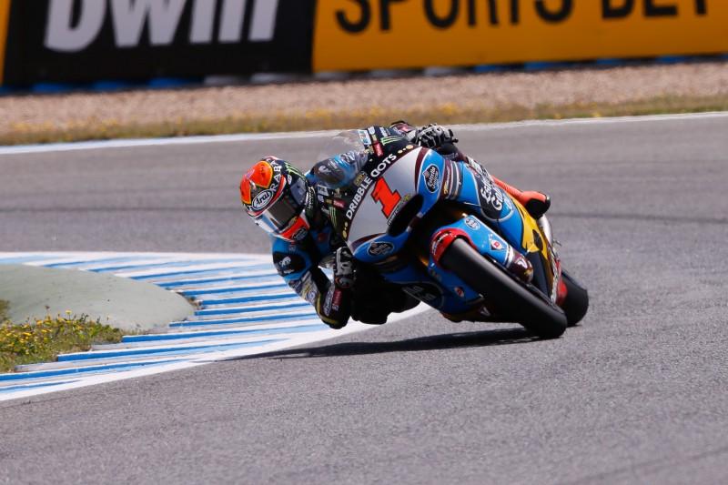 Moto 2 Jerez: Tito Rabat logra la pole