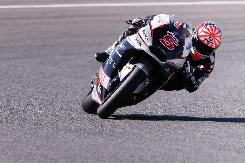 Moto 2: Zarco llega líder a Mugello