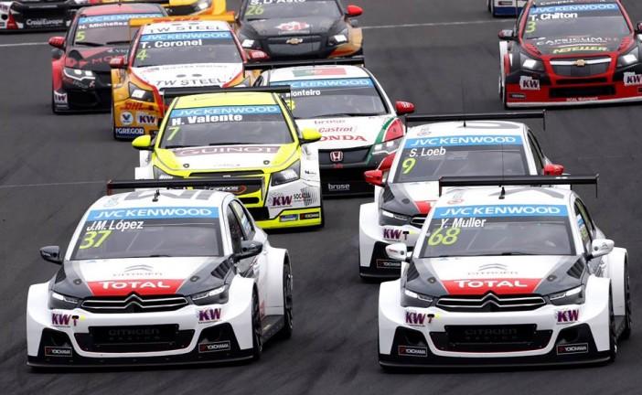 El WTCC llega a Nürburgring