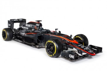 F1: Los nuevos colores del Mc Laren