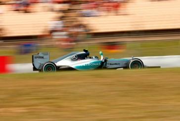 F1 / España: Rosberg en lo alto, doblete de Mercedes Benz