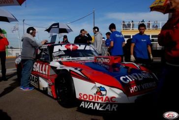 TC / Río Negro: Rossi y su sana costumbre