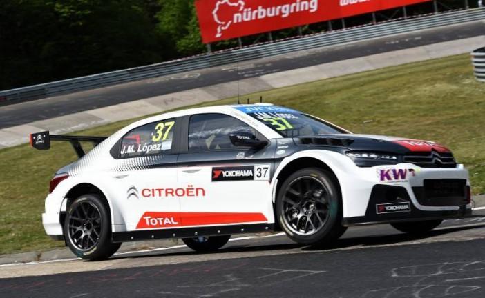 WTCC : Pechito, con el pié derecho en los ensayos de Nürburgring
