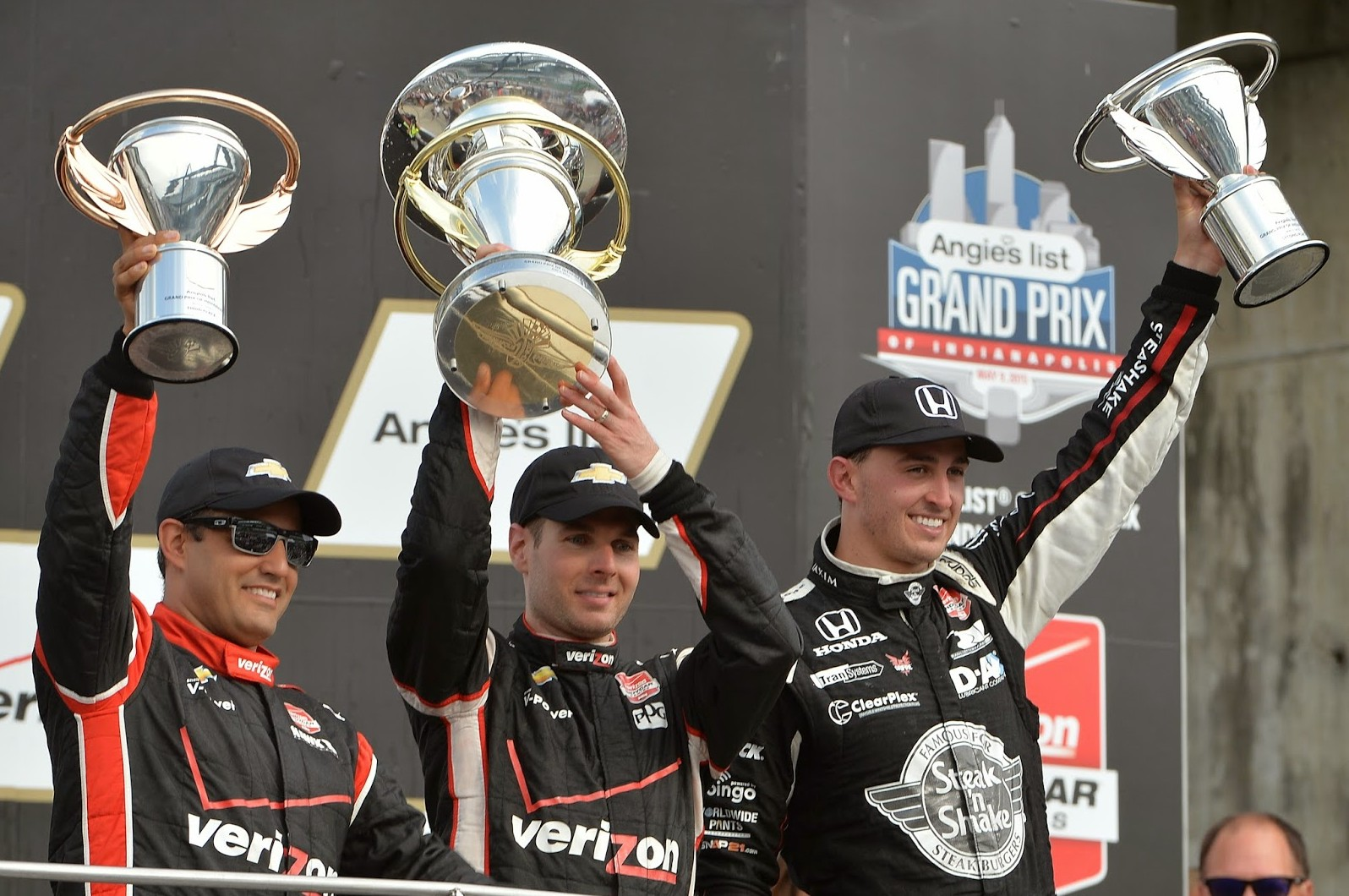 Indy Car: Will Power se quedó con la primera de Indianápolis