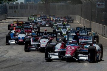 Indy Car / Detroit