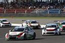WTCC / Hungría: Muller a pesar de la lluvia hizo la pole