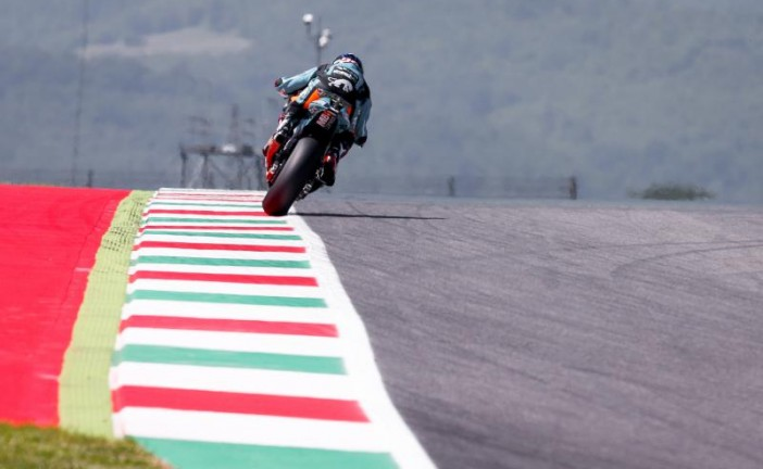 Moto 2 / Mugello: Sam Lowes domina los libres