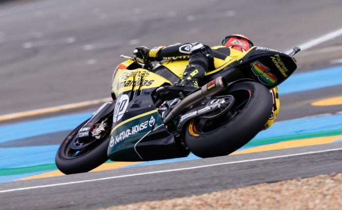Moto 2: el debutante Rins, logra su primer pole