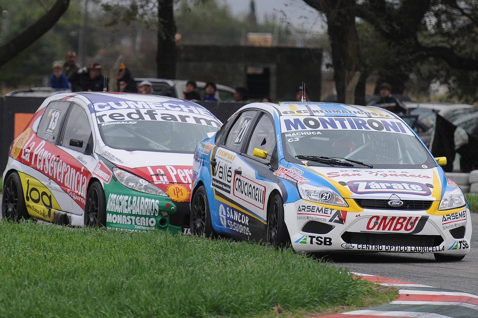 TN / San Jorge Clase 3: Bosio, Pernía y Machuca ganaron las series