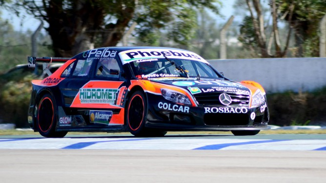Top Race / Río Cuarto: canapino metio su pole número 25