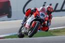 Superbikes: tati Mercado y una gran clasificación