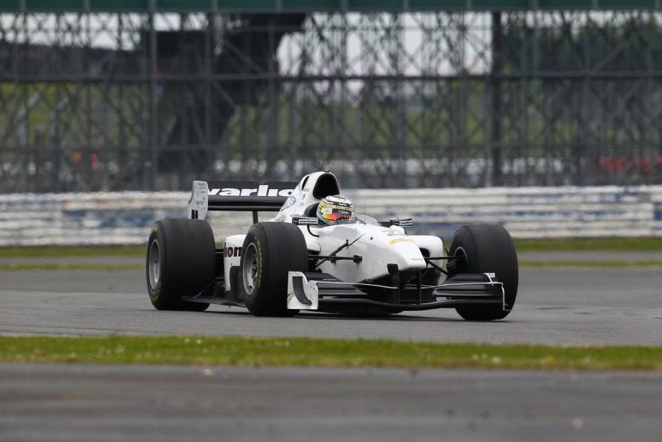 Regalia culminó segundo en Silverstone