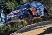 Rally Mundial: Latvala es nuevo líder en Portugal