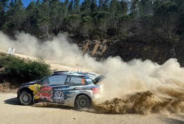 WRC Portugal: Latvala sigue líder y Ogier le pisa los talones