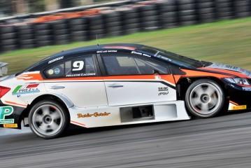 TC 2000: Emanuel Cáceres dueño de la pole position en el Gálvez