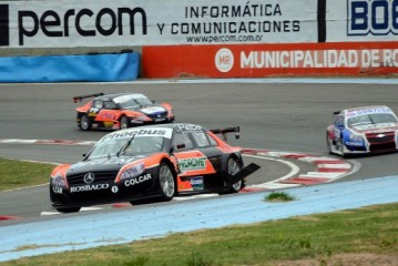 Top Race V6 / Rosario: nada raro, Canapino se quedó con la pole