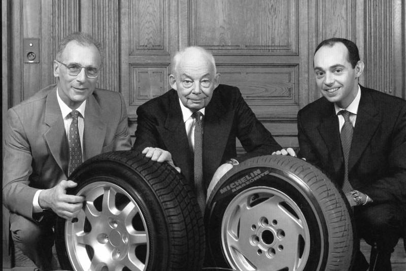 Falleció Francois Michelin