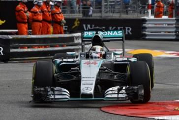 F1 / Mónaco: Hamilton volvió con todo y lidera los entrenamientos