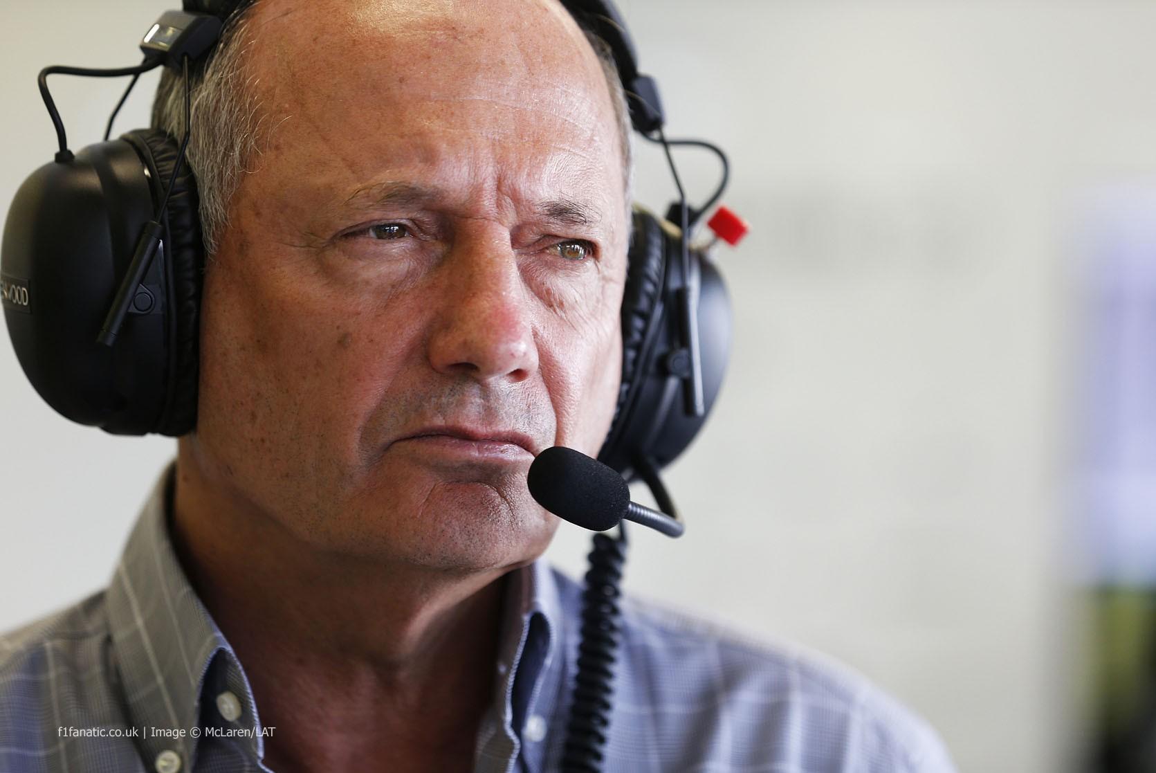 """F1/ Ron Dennis: """"Vamos a ganar de nuevo y lo haremos con Alonso al frente"""""""