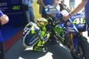 Moto GP: Lorenzo, Márquez y Rossi acaban por el suelo en los test de Michelin
