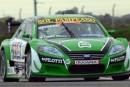 Top Race V6: De Benedictis mojó en Rosario