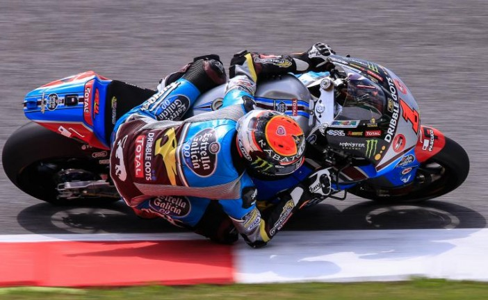 Moto 2 / Rabat, ganador del GPde Italia