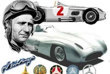 Un día como hoy hace 104 años nacía el cinco veces Campeón del Mundo Juan Manuel Fangio