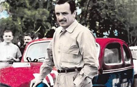 En 1962 era el último triunfo del mas triunfador en la historia del tc – Juan Galvez, el mismo día comenzaba la serie triunfal de Jim Clark
