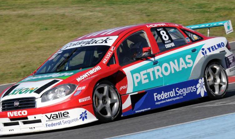 STC2000: Fontana y  Chapur los más rápidos en las pruebas