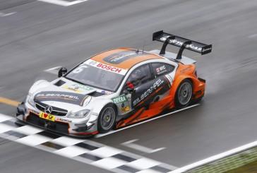 DTM: Wickens ganó la segunda y Mercedes se quedó con ambas carreras
