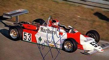 """En Holanda """"Popy"""" Larrauri, ganaba en la Fórmula 3 Europea y se dirigía al título"""