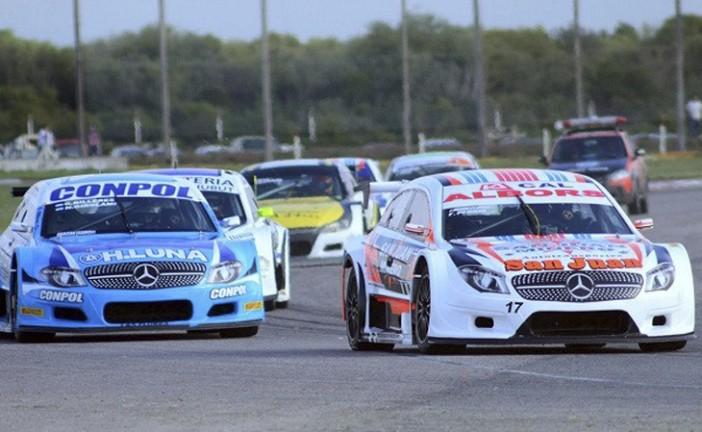 Top Race Series: Eduardo Maidana triunfó en Concordia