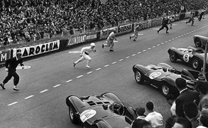 13 de Junio de 1954…ganaba Froilán Gonzalez las 24 hs de Le Mans