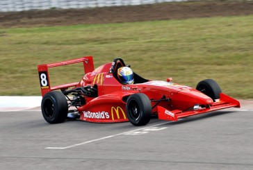 FRA 2.0: Moggia ganó la segunda carrera y se consolida en el campeonato