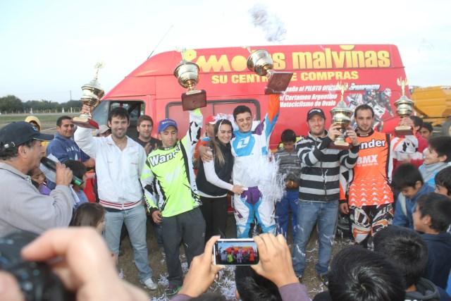 CAM: Se disputó la 4º fecha en Forres (Santiago del Estero)