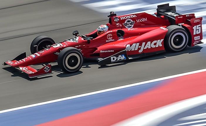 Indy Car:  Rahal ganó una espectacular carrera en Fontana (MAVTV 500)