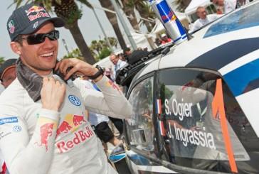 WRC: Ogier logró la victoria en Italia