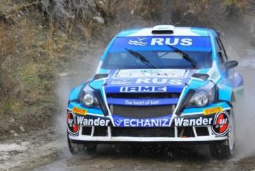 Rally Argentino: Ligato volvió a ganar