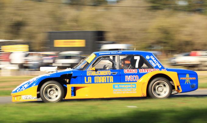 Car Show Santafesino: se llevó a cabo la 4º fecha en San Jorge