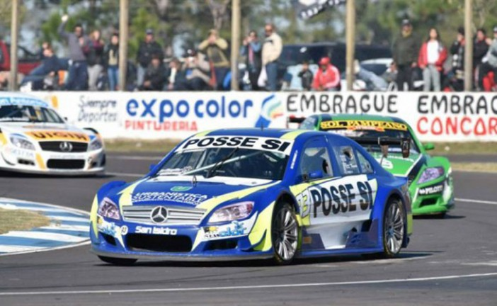Top Race: Primera victoria de Matías Rodríguez
