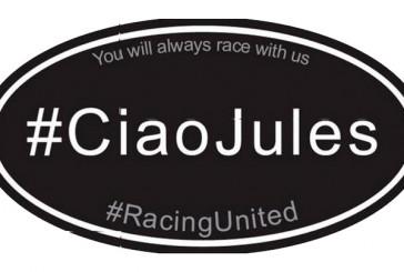 Fórmula 1: Los pilotos llevarán el mensaje '#CiaoJules' en sus coches en Hungría