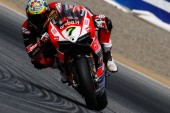 Superbike: Davies ganó en Laguna Seca