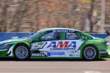 Top Race V6: De Benedictis de punta a punta