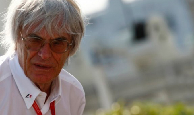 Habló Ecclestone…a los 84 quiere seguir a fondo