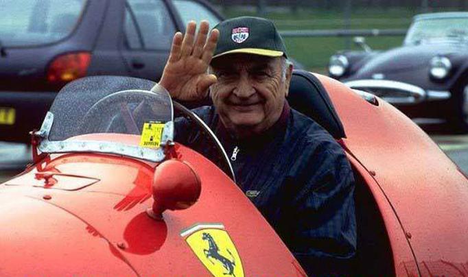 Froilán Gonzalez le daba el primer triunfo a Ferrari