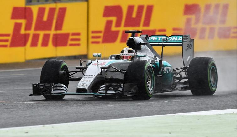 Fórmula 1: Hamilton festejó en Silverstone