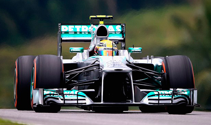 Fórmula 1: Hamilton y su sexta pole consecutiva