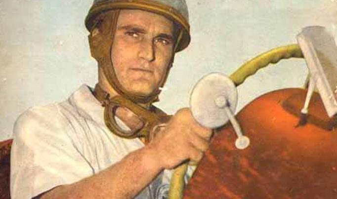 El 31 de Julio de 1955 triunfaba Jesús Ricardo Iglesias en Marcos Juarez